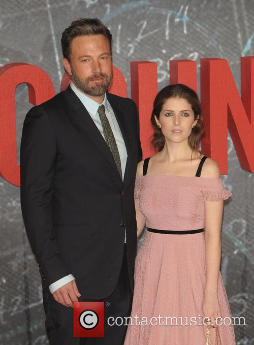 Ben Affleck and Anna Kendrick 4