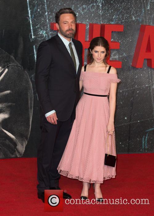 Anna Kendrick and Ben Afleck 7