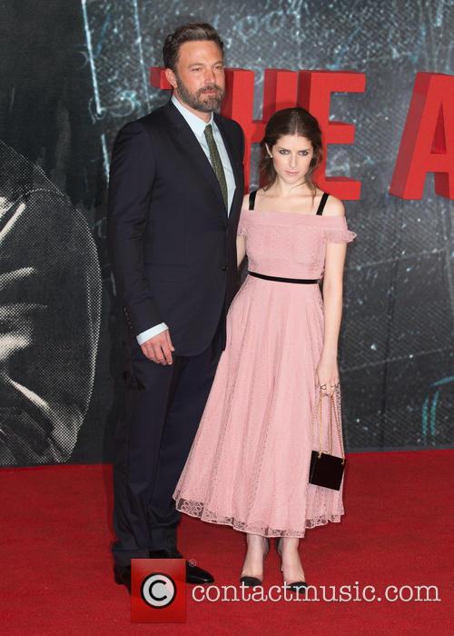 Anna Kendrick and Ben Afleck 8