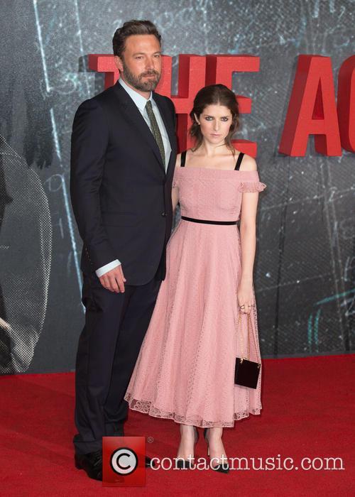 Anna Kendrick and Ben Afleck 10
