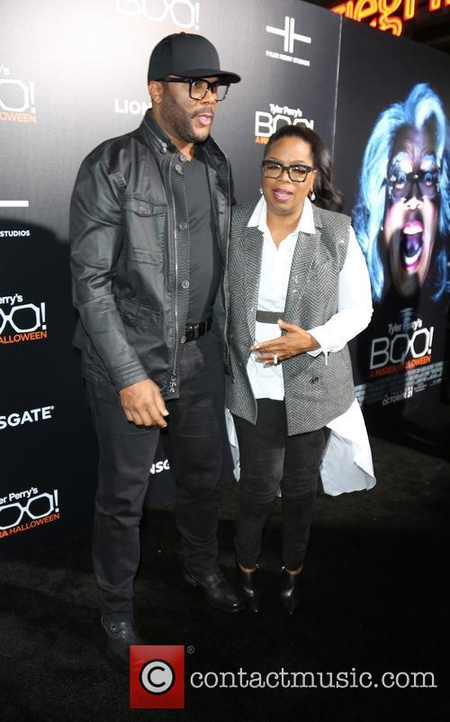 Tyler Perry and Oprah Winfrey 1