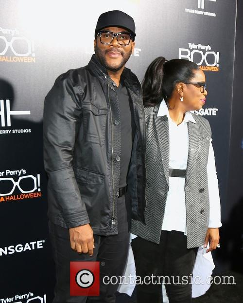 Tyler Perry and Oprah Winfrey 2