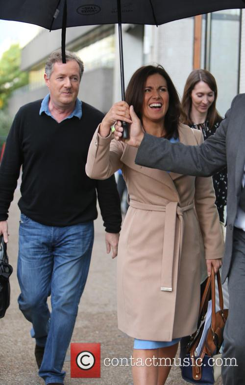 Susanna Reid and Piers Morgan 5