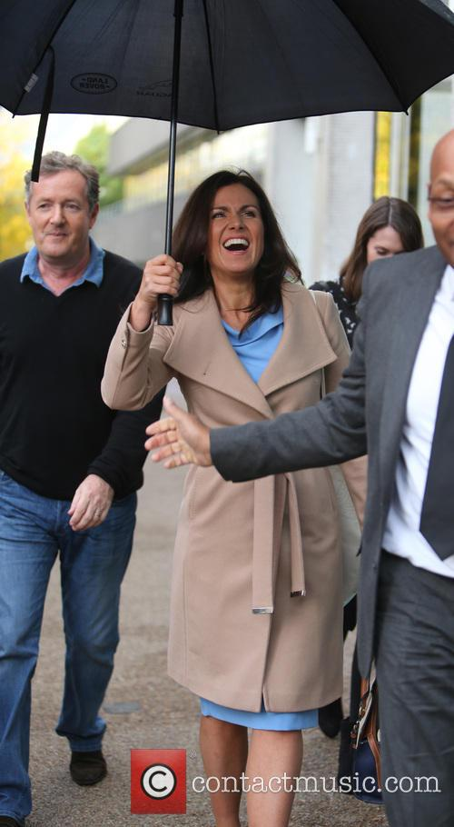 Susanna Reid and Piers Morgan 7