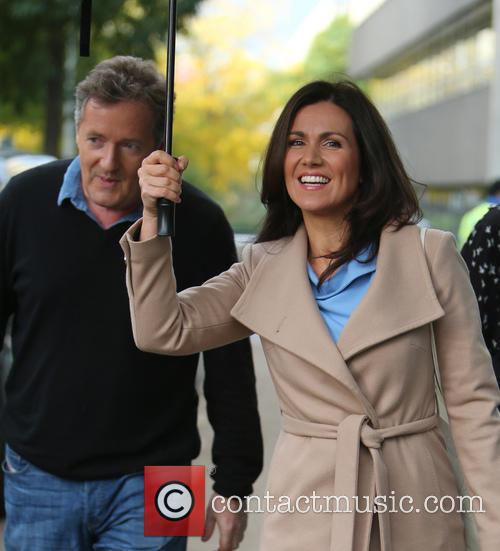 Susanna Reid and Piers Morgan 9