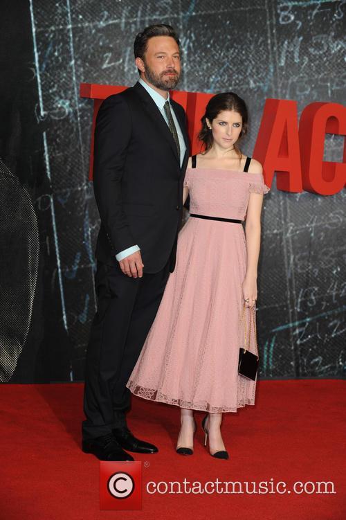Ben Affleck and Anna Kendrick 9