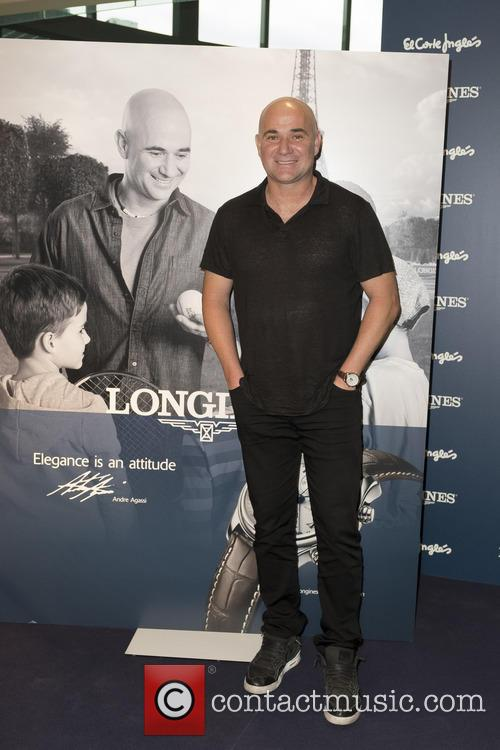 Andre Agassi 1