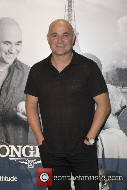 Andre Agassi 2