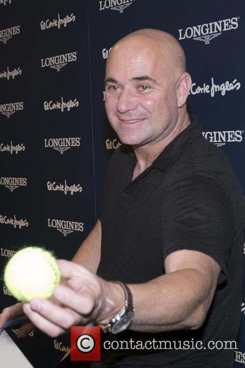 Andre Agassi 7