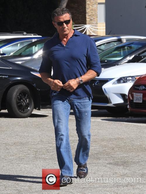 Sylvester Stallone 5