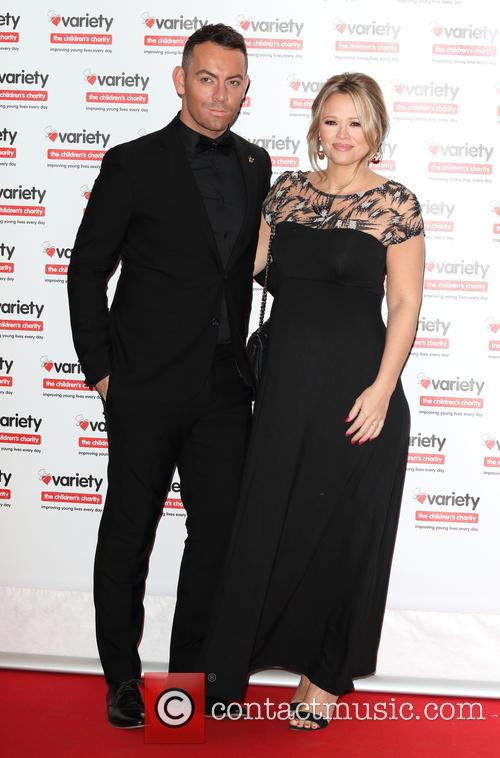 Ben Forster and Kimberley Walsh 1