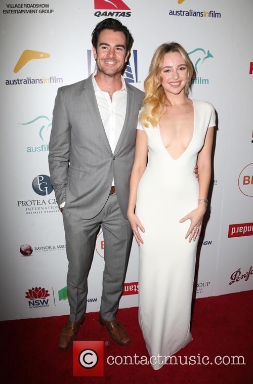 Ben Lawson and Natasha Bassett 8