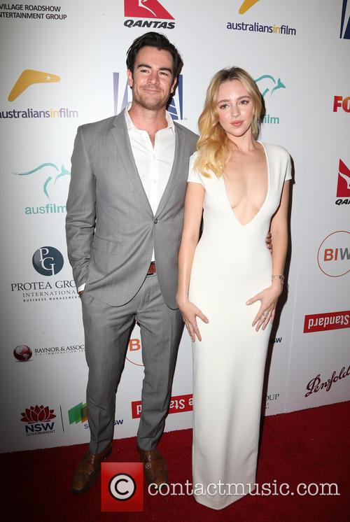Ben Lawson and Natasha Bassett 9