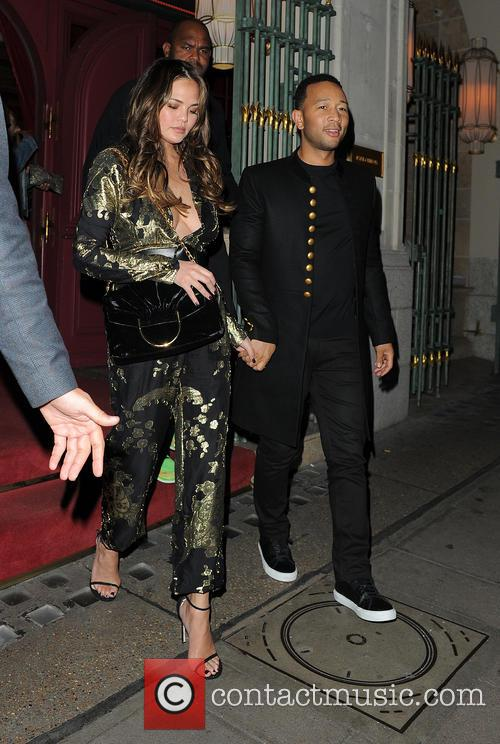 John Legend and Chrissy Teigen 1