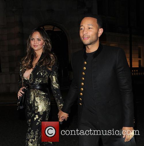 John Legend and Chrissy Teigen 8