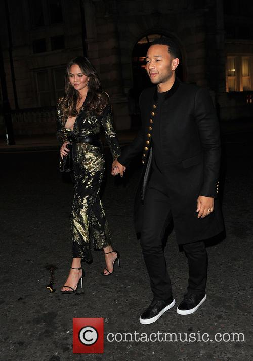 John Legend and Chrissy Teigen 9