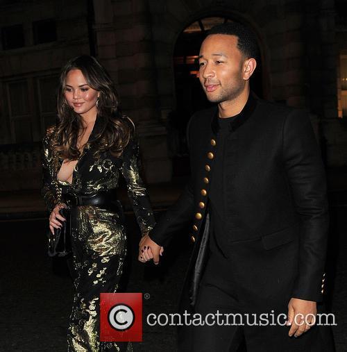 John Legend and Chrissy Teigen 10