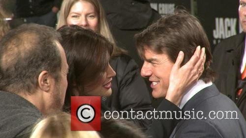 Tom Cruise and Cobie Smulders 3