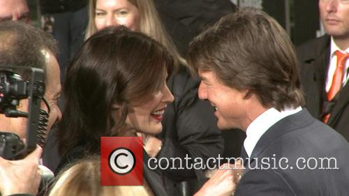 Tom Cruise and Cobie Smulders 4