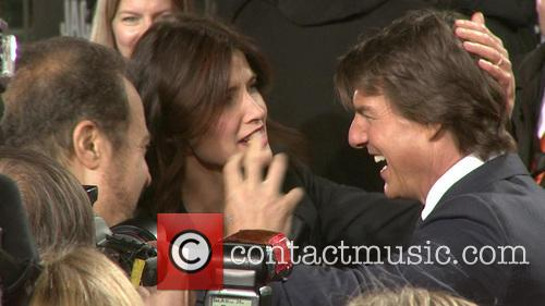 Tom Cruise and Cobie Smulders 5