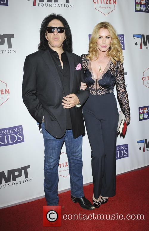 Gene Simmons and Shannon Tweed 3