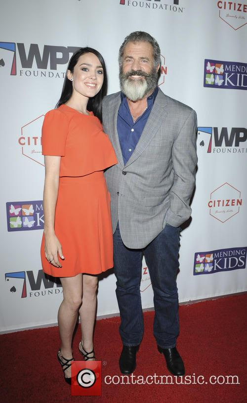 Mel Gibson and Rosalind Ross 10
