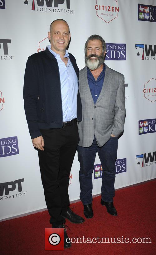 Vince Vaughn and Mel Gibson 4
