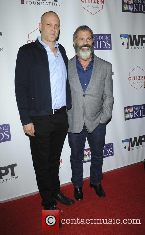 Vince Vaughn and Mel Gibson 5