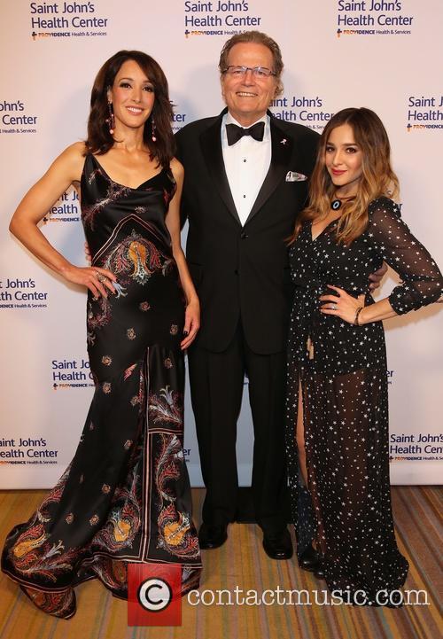 Jennifer Beals, Patrick Wayne and Alisan Porter