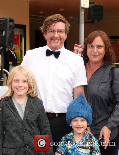 Rhys Darby and Family 6