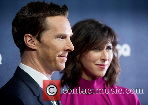 Benedict Cumberbatch and Sophie Hunter 6