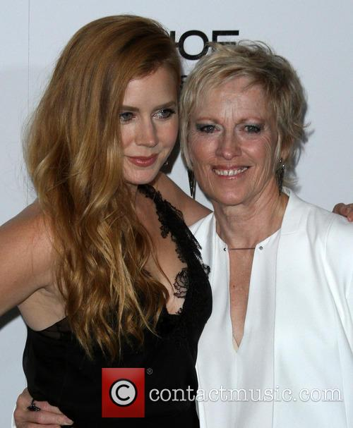 Amy Adams and Mother Kathryn Adams 4