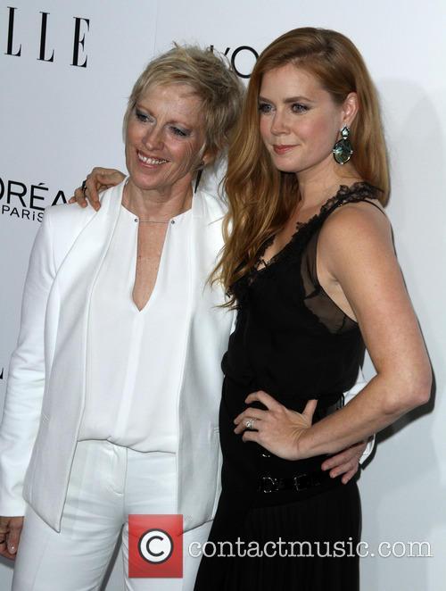 Amy Adams and Mother Kathryn Adams 6