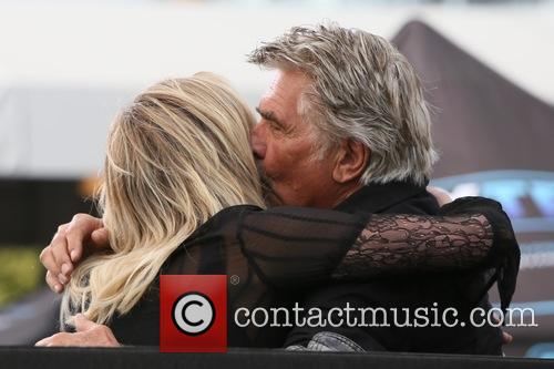 James Brolin and Charissa Thompson
