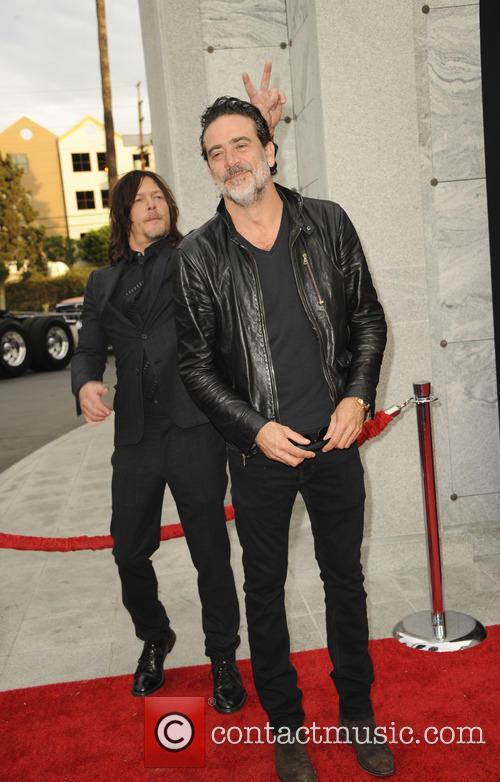 Jeffrey Dean Morgan and Norman Reedus 2