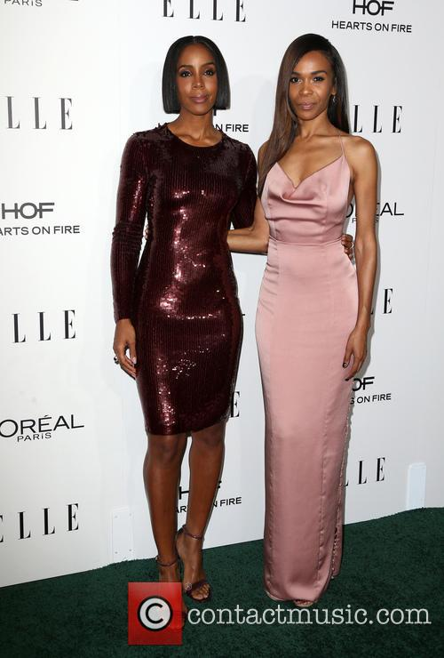 Kelly Rowland and Michelle William 1