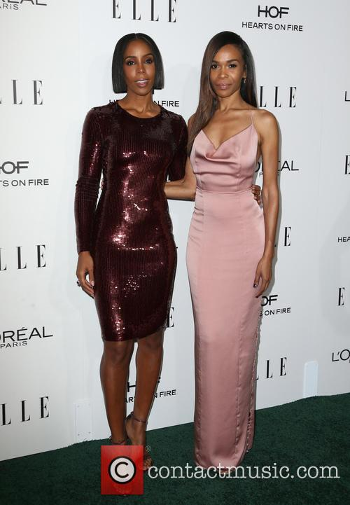 Kelly Rowland and Michelle William 2