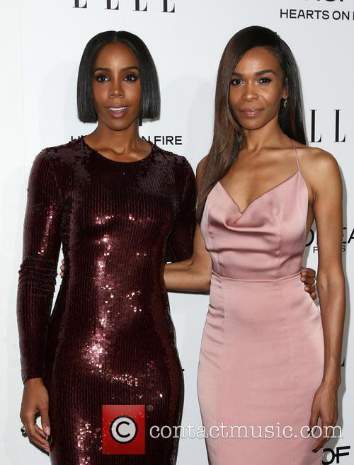 Kelly Rowland and Michelle William 3