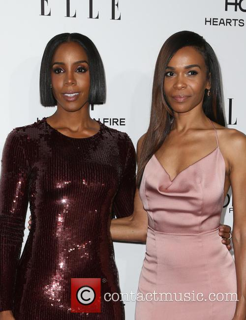 Kelly Rowland and Michelle William 4