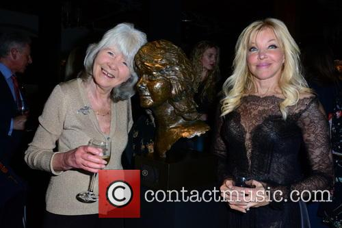 Jilly Cooper and Frances Segelman 2