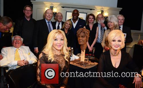 Jilly Cooper, Elaine Paige, Ainsley Harriott and Joanna Lumley