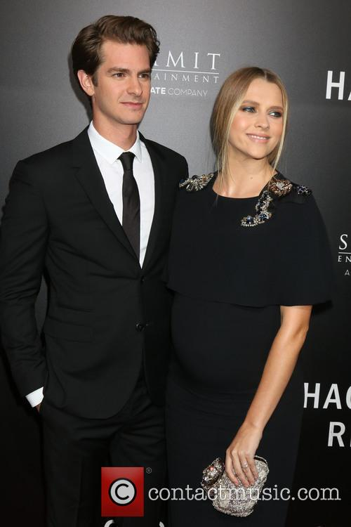Andrew Garfield and Teresa Palmer 9