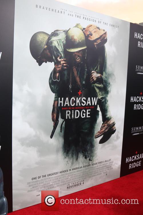 Hacksaw Ridge Poster and Atmosphere