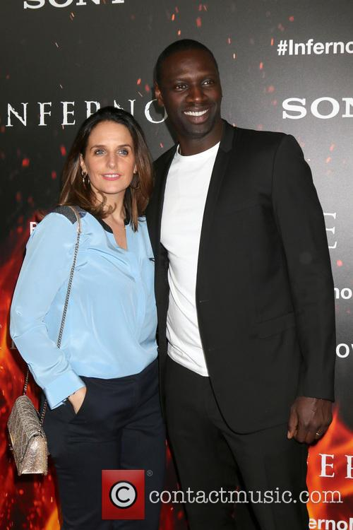 Helene Sy and Omar Sy 1