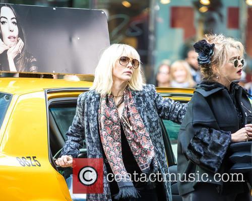 Cate Blanchett and Helena Bonham Carter 2