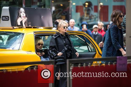 Cate Blanchett, Helena Bonham Carter and Sandra Bullock