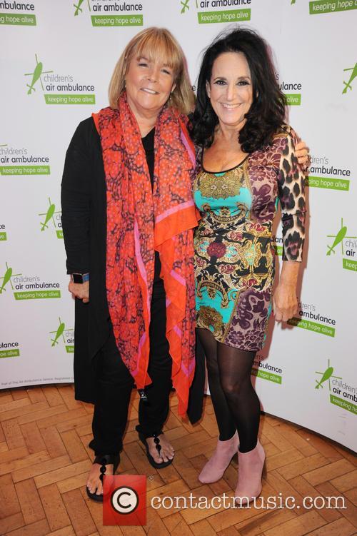 Linda Robson and Lesley Joseph 1