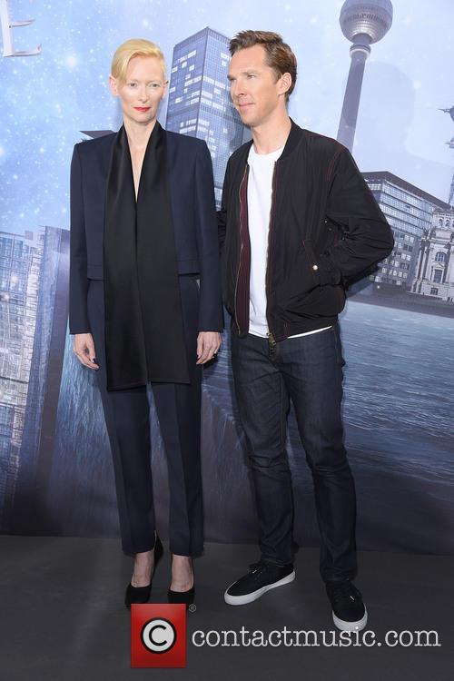 Tilda Swinton and Benedict Cumberbatch 6