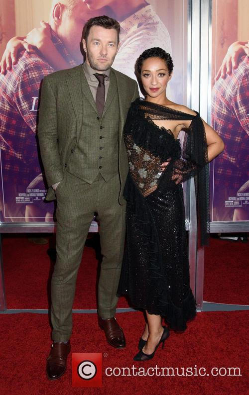 Joel Edgerton and Ruth Negga 1