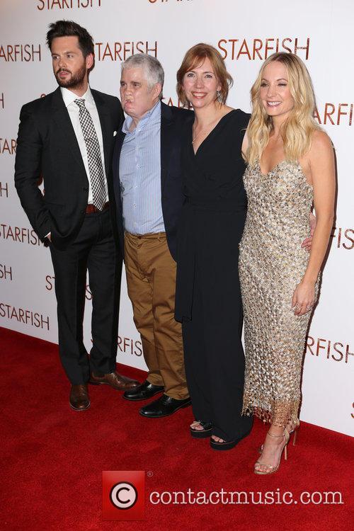 Tom Riley, Tom Ray, Nicola Ray and Joanne Froggatt 4